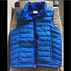 Columbia vest size-8
